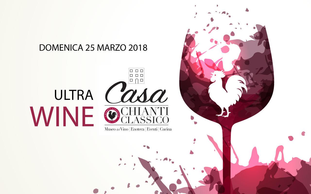 Casa Chianti Classico Ultra Wine
