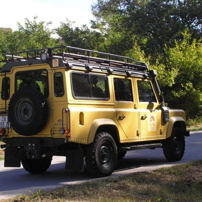Chianti Rural Safari